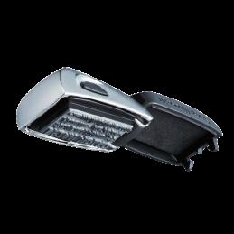 Timbro tascabile Stamp Mouse 30 aperto, pronto per timbrare