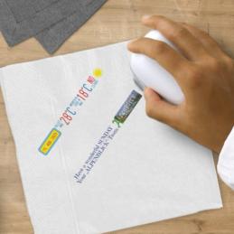 timbro stampante per personalizzare a colori