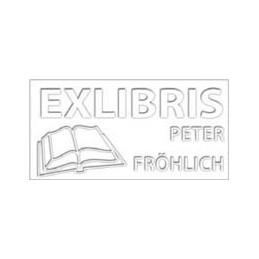Esempio di stampa a secco Ex Libris